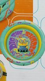 Minions Zwembad 3 rings 100 cm_