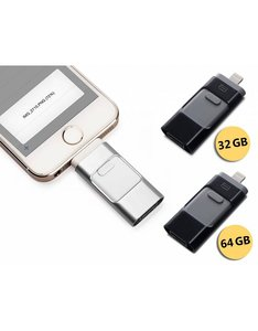 Flashdrive voor iPhone en iPad